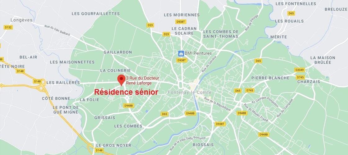 plan-fontenay-le-comte-maison-de-retraite